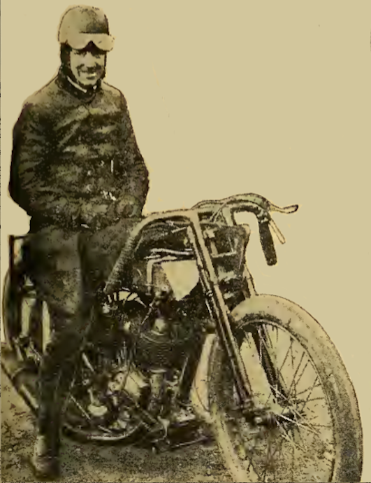 1922 LE VACK TON