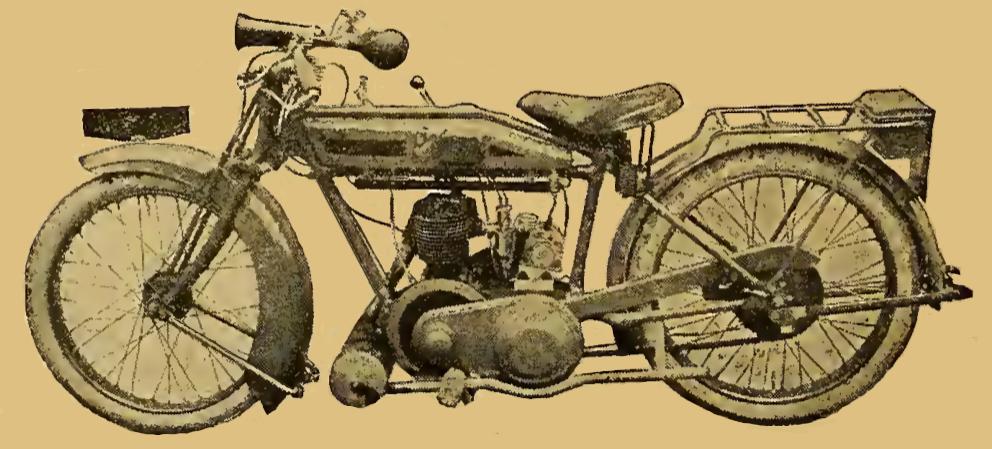 1922 MATCHLESS 350