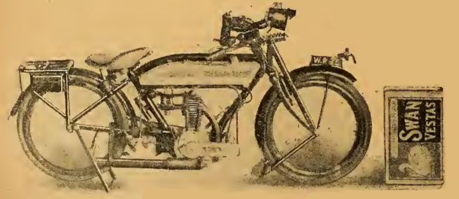 1922 MODEL TRIUMPH