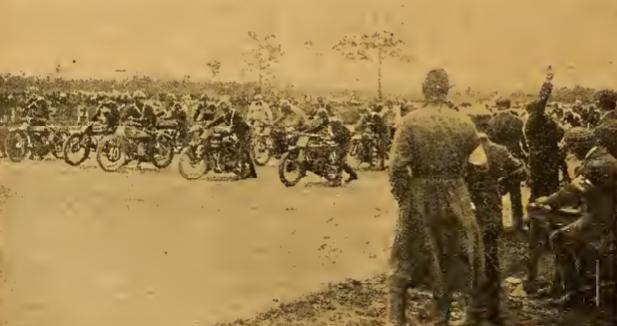 1922 MONZA 500 START