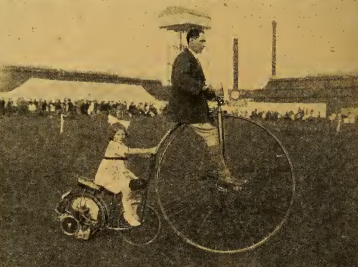 1922 PENNY FARTHING