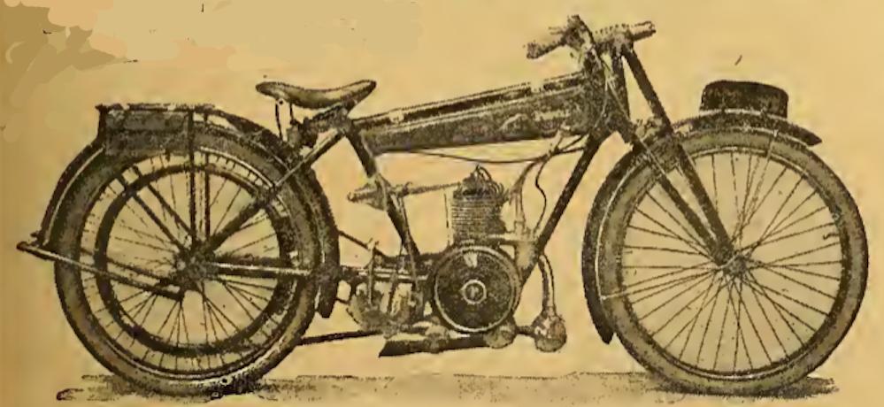 1922 POWELL 250