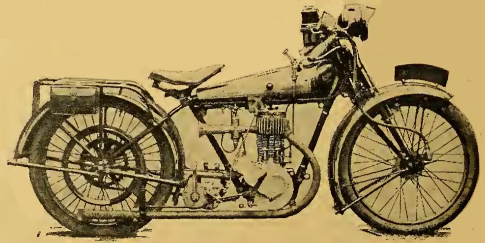 1922 QUADRANT SV