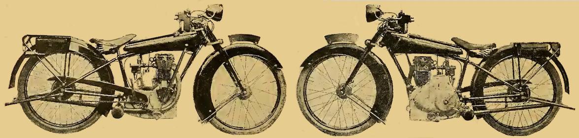 1922 ROVER 250