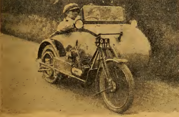 1922 SCAR DRIVER