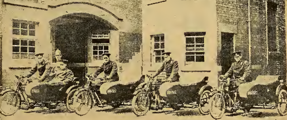 1922 SCOUSE BIKE COPS