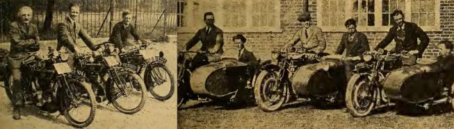 1922 SDT TEAM A+F WINNERS