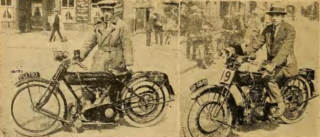 1922 SDT ZENITH RALEIGH