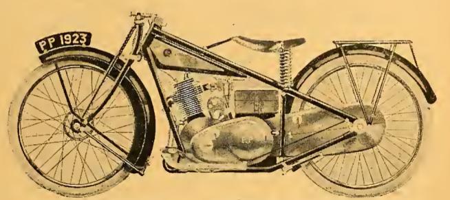 1922 SILENT THREE