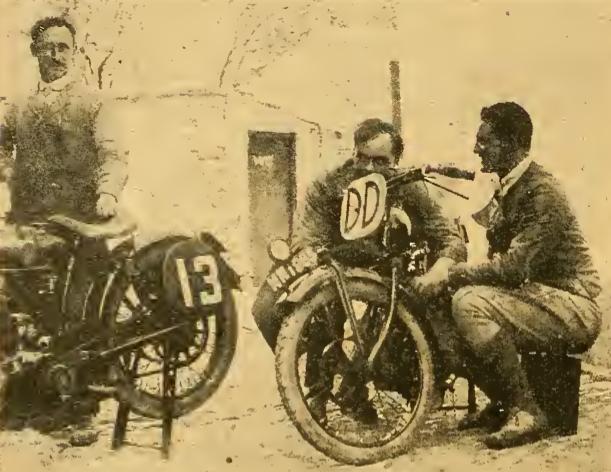 1922 TT BEARDMORE STABLE