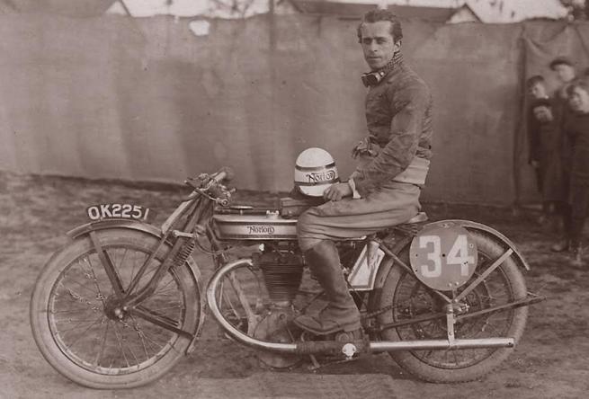 1922 TT CAWTHORNE