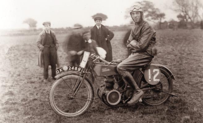 1922 TT DENLEY