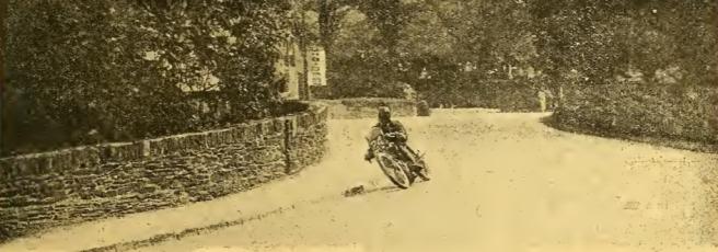 1922 TT DIXON BANKED