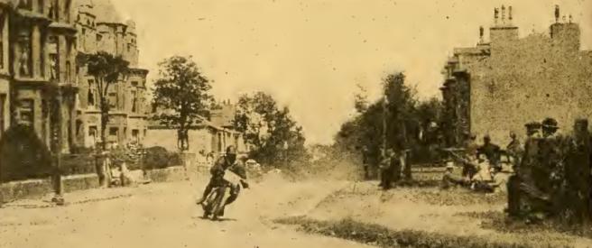 1922 TT JNR LONGMAN