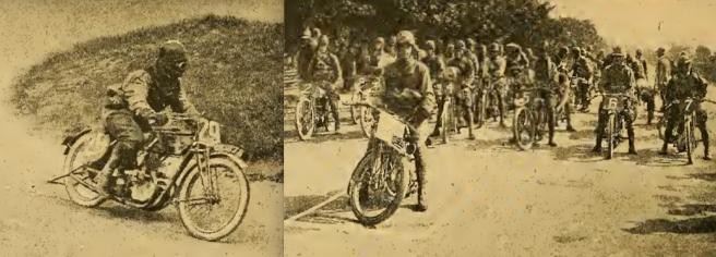 1922 TT JUDD 250 START