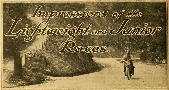 1922 TT JUNIOR LWT IXION AW