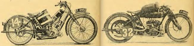 1922 TT SCOTT NUT