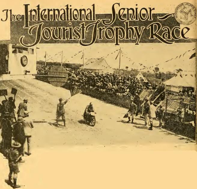1922 TT SENIOR AW