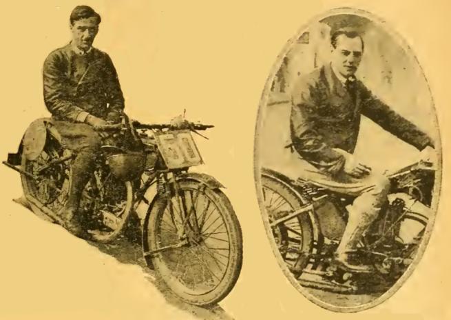 1922 TT SHEFF-HENDERSONS