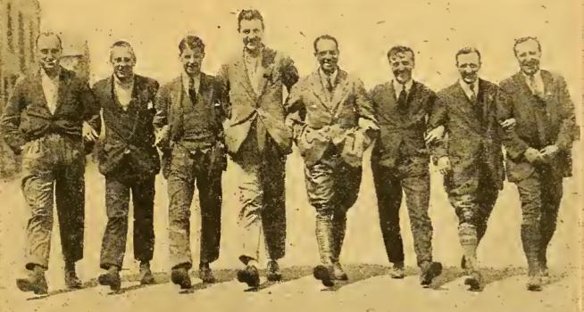 1922 TT TRIUMPH MEN