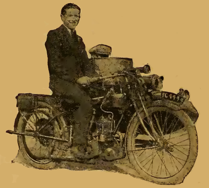 1922 WELCH CLIMB