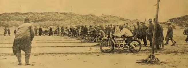 1922 WESTON RACE