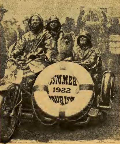 1922 WET SUMMER