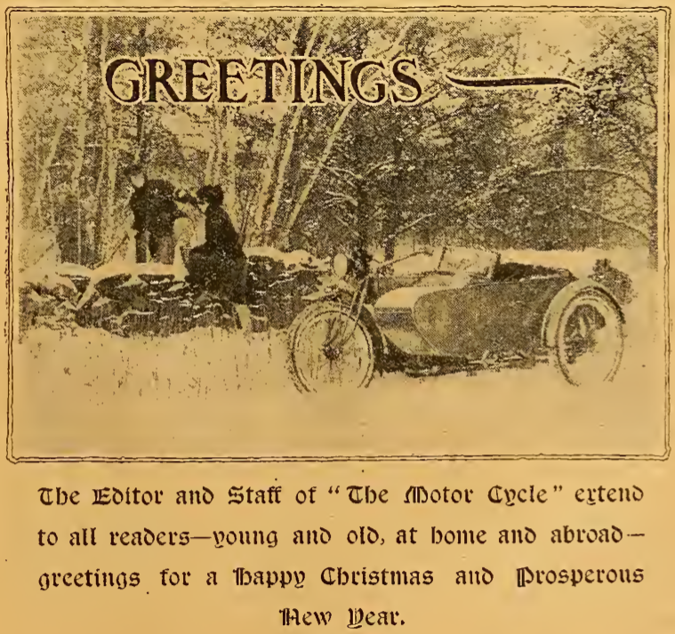 1922 XMAS GREETINGS AW
