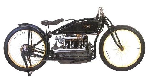 1923 ACE XP-4