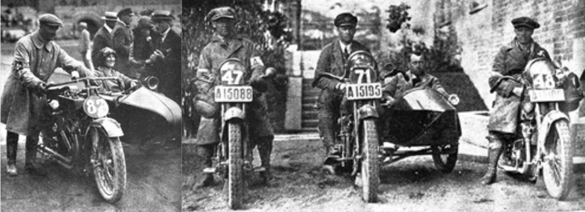 1923 ISDT GEX HARLEYS