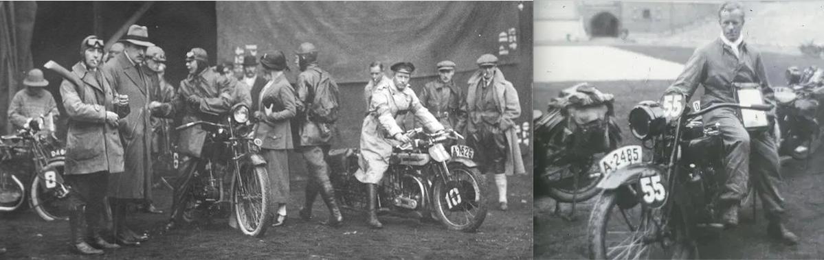 1923 ISDT VAUMUND