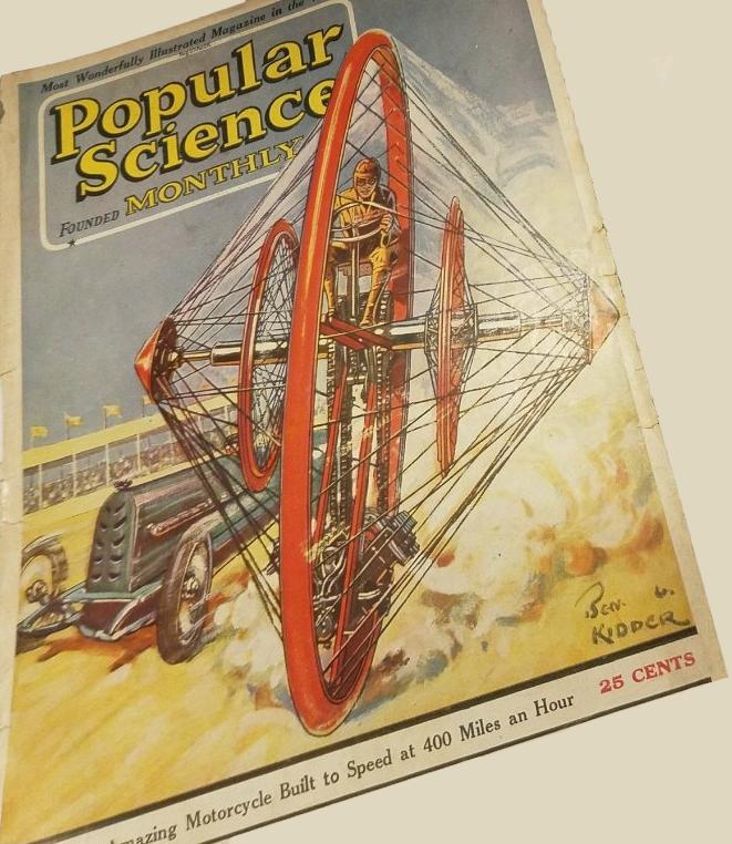 1923 MONOCYCLE