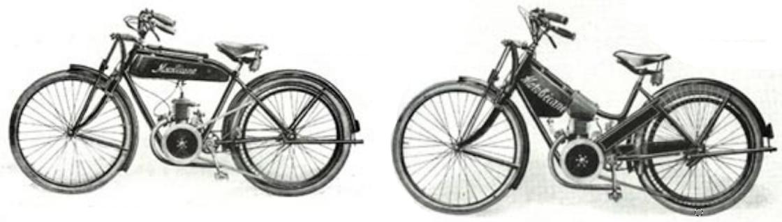 1923 MOTOBECANE 175S