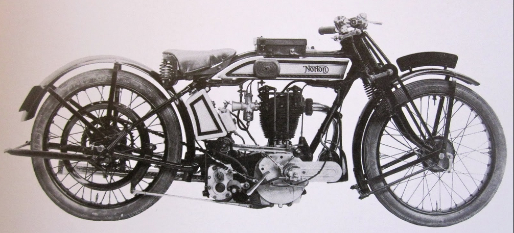 1923 NORTON 18 RACER