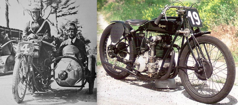 1923 NORTON SCAR PEUGEOT