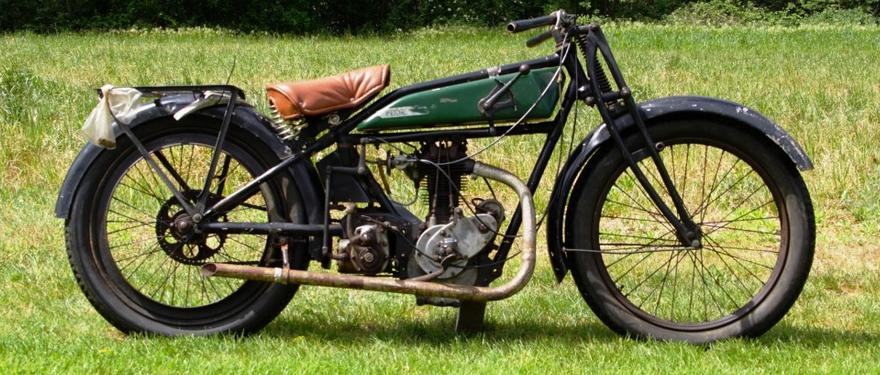 1923 RUDGE 350 4SPD