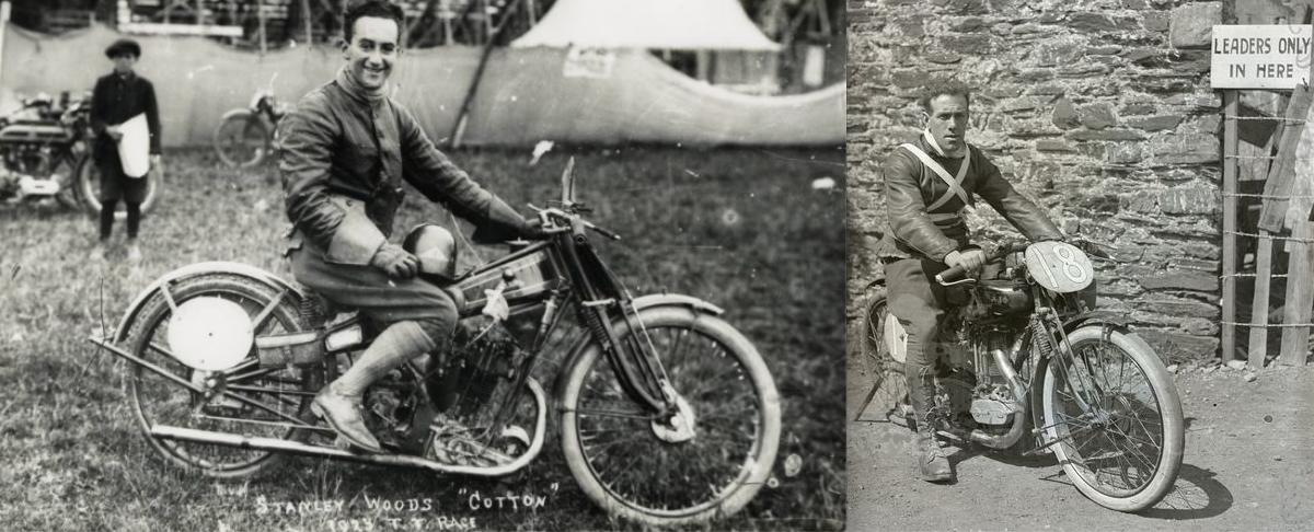 1923 TT LWT WOODS HARRIS