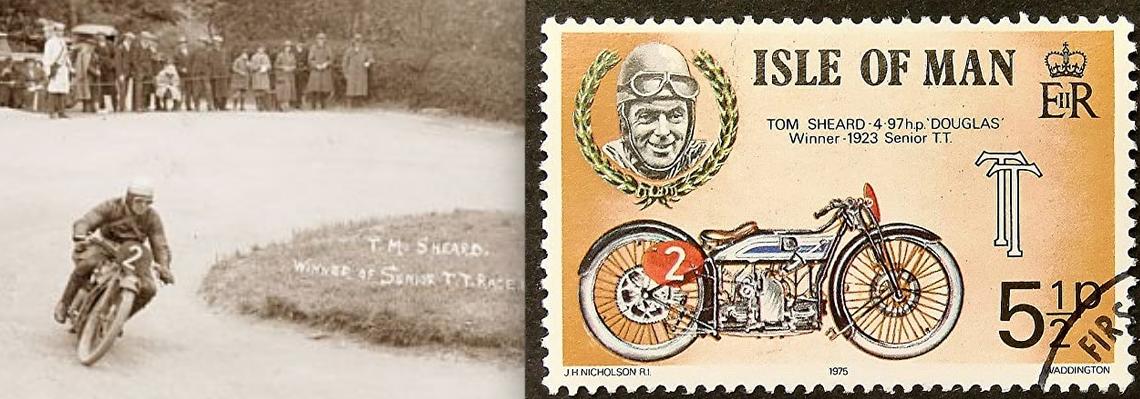 1923 TT SHEARD