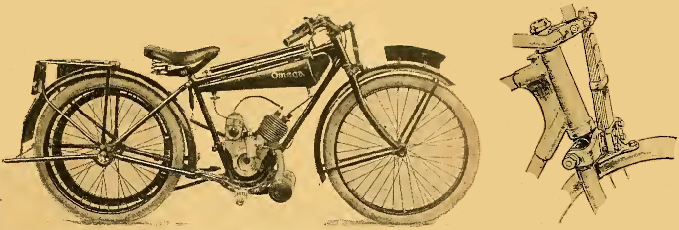 1922 OMEGA JUNIOR