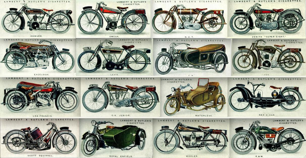1923 L&B CARDS