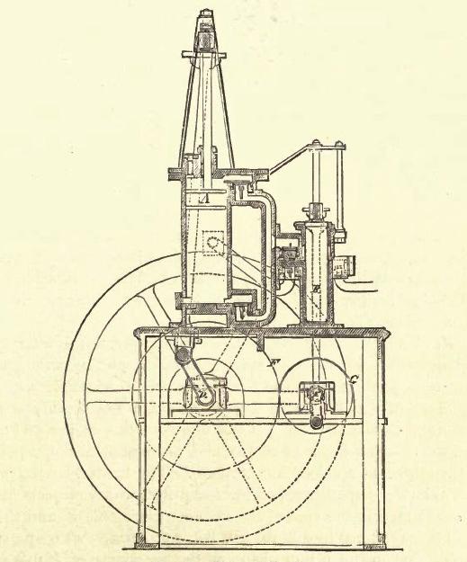A-Z BARNETT ENGINE