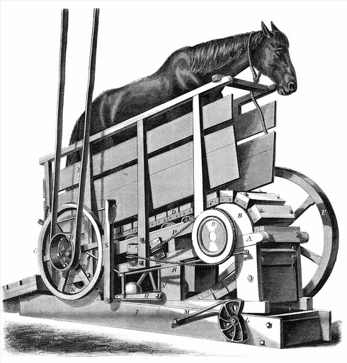1864 1HP AGRIMOTOR