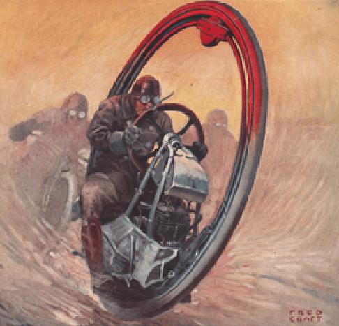 1924 MONOBIKE