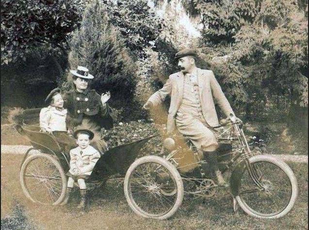 1900s FAMILY