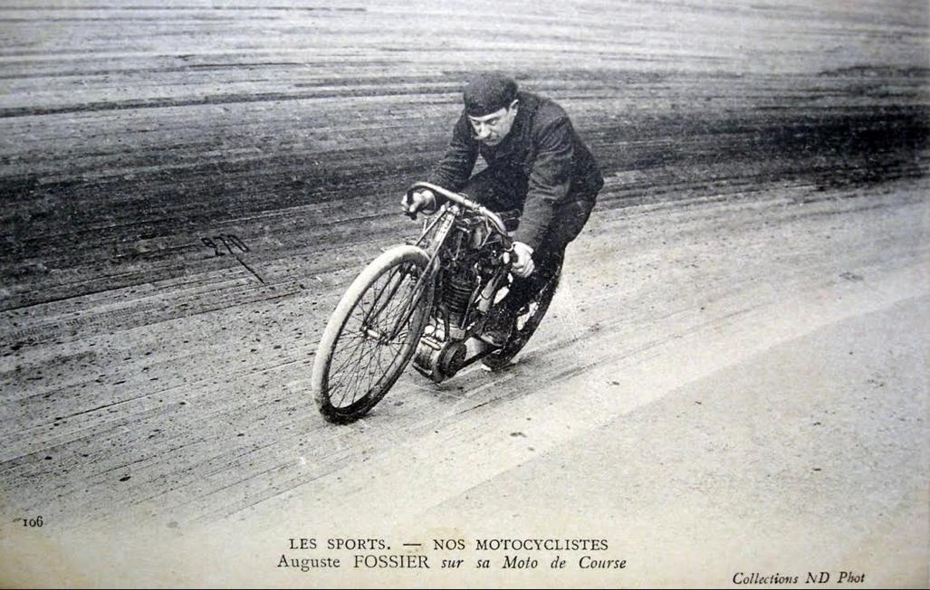 1900s FOSSIER