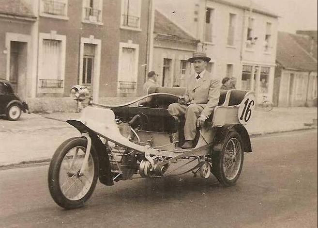 1900s LE MANS