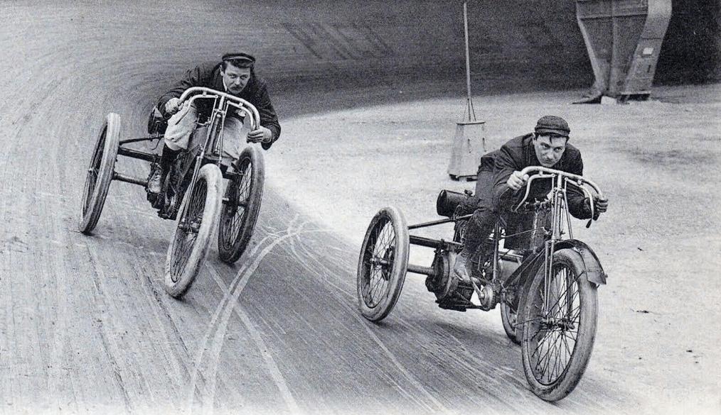 1900S RACING TRIKES