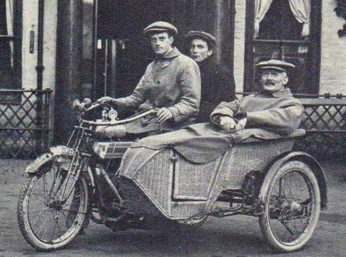 1900S SCAR W OWEN
