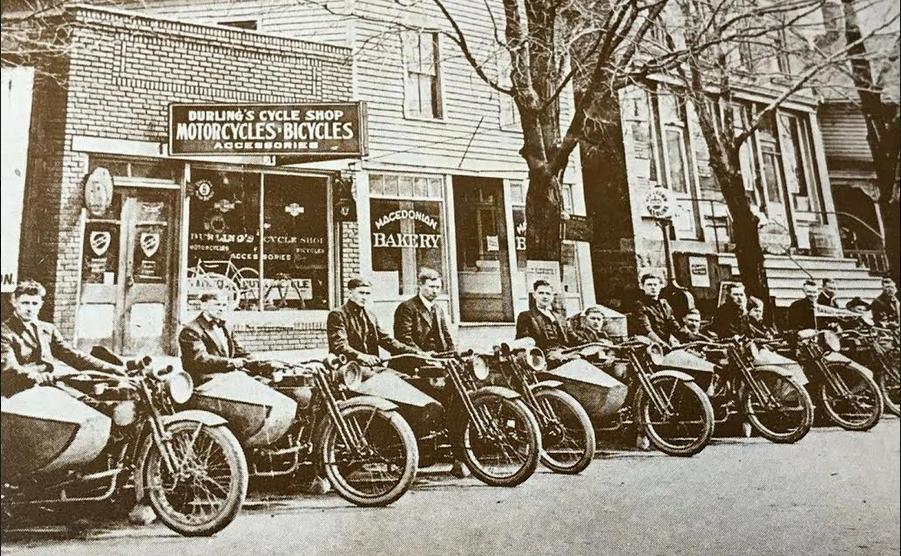 1900S US HARLEYS