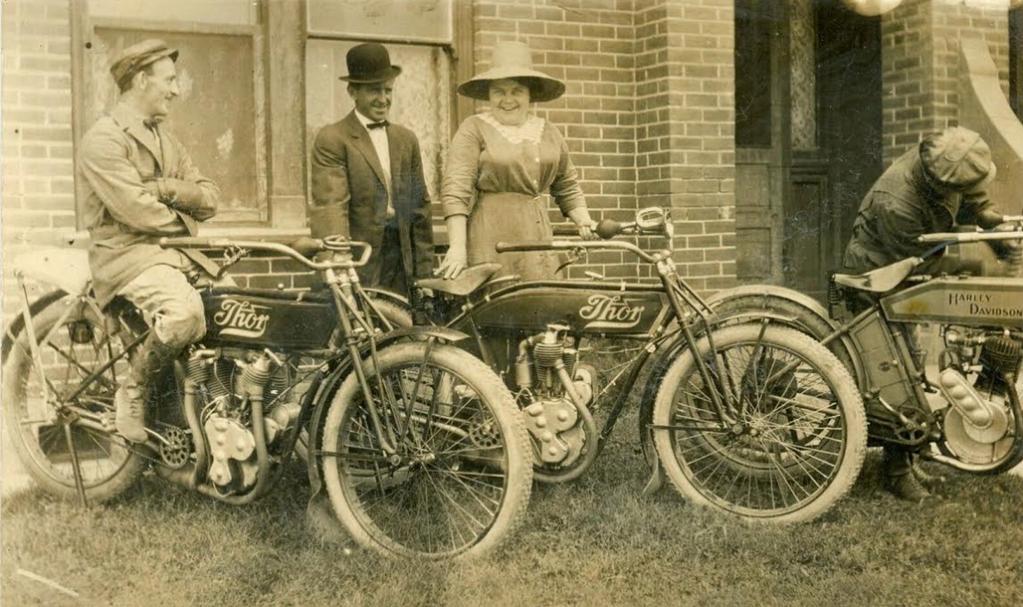 1900s US THORS-HD